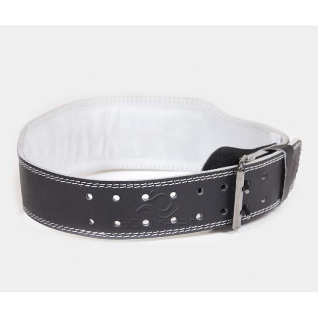 Gorilla Wear Пояс Gorilla Wear 4 Inch Padded Leather Belt