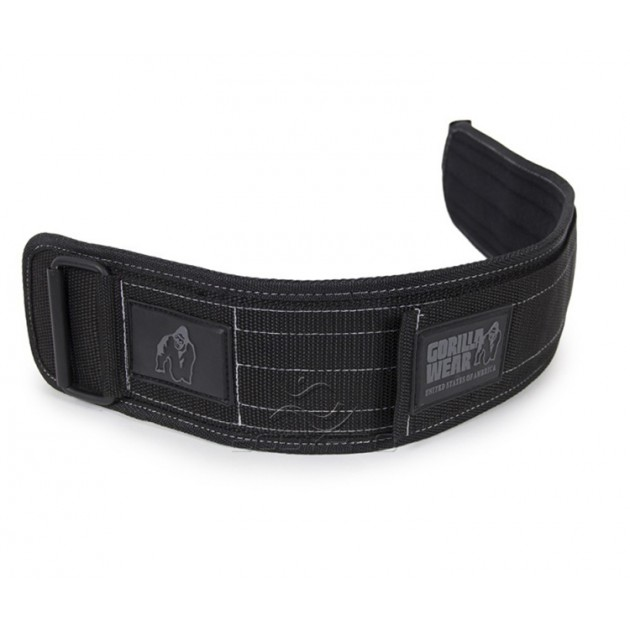 Gorilla Wear Пояс Gorilla Wear 4 Inch Nylon Belt