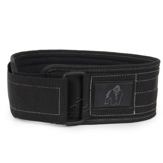 Gorilla Wear Пояс Gorilla Wear 4 Inch Nylon Belt