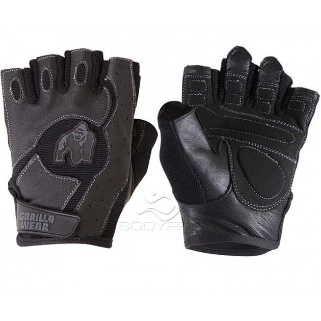 Gorilla Wear Перчатки Mitchell Training Gloves Black