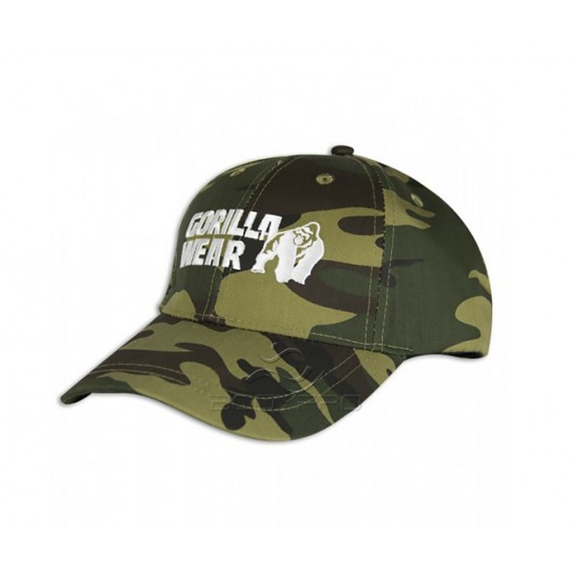 Gorilla Wear Кепка Camouflage Cap