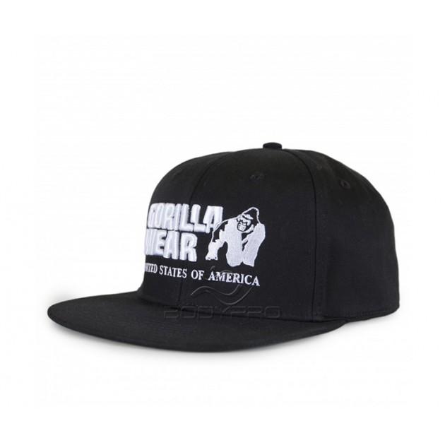 Gorilla Wear Кепка Dothan Cap Black