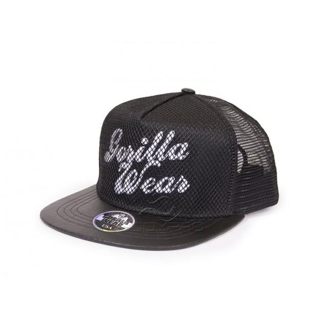 Gorilla Wear Кепка Mesh Cap Black