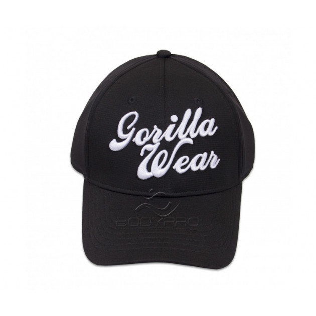Gorilla Wear Кепка Laredo Flex Cap Black