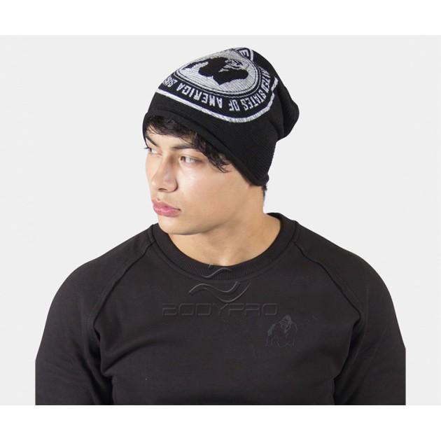 Gorilla Wear Шапка Oxford Beanie Black
