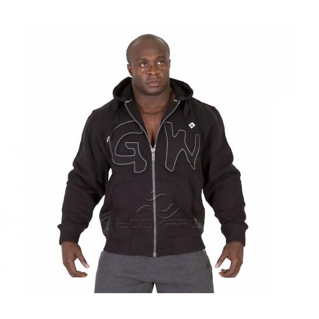 Gorilla Wear Куртка Logo Hooded Jacket Black