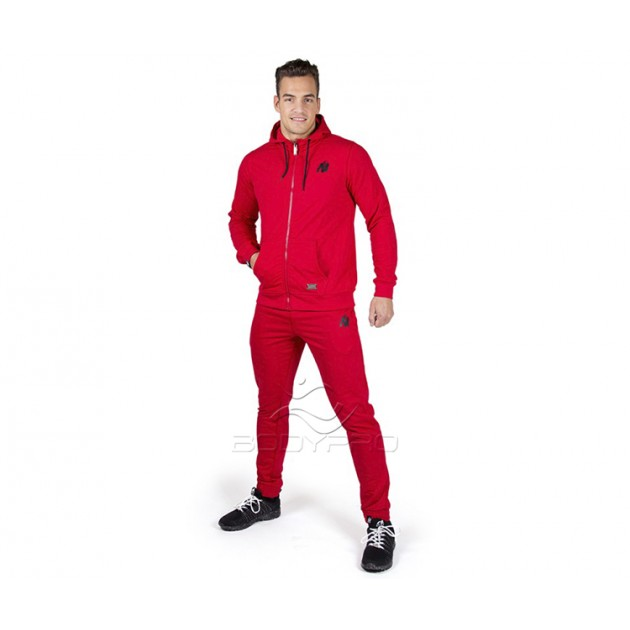 Gorilla Wear Штаны Classic Joggers Red