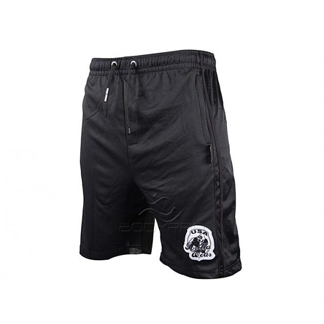 Gorilla Wear Шорты GW Athlete Oversized Shorts Black