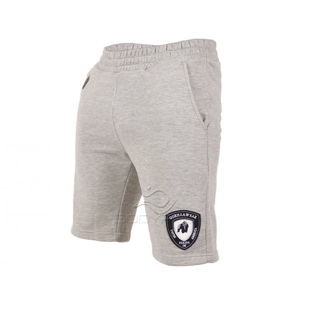 Gorilla Wear Шорты Los Angeles Sweat Shorts Gray