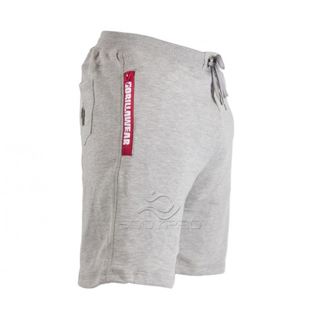 Gorilla Wear Шорты Pittsburgh Sweat Shorts Gray
