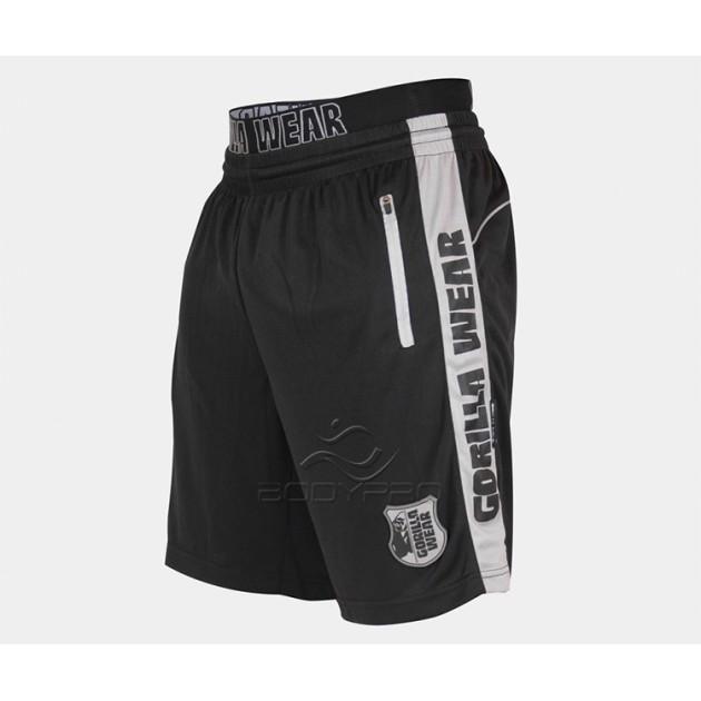 Gorilla Wear Шорты Shelby Shorts Black/Gray