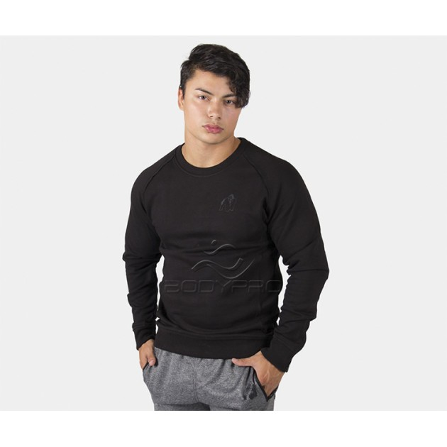 Gorilla Wear Толстовка Durango Crewneck Sweatshirt Black