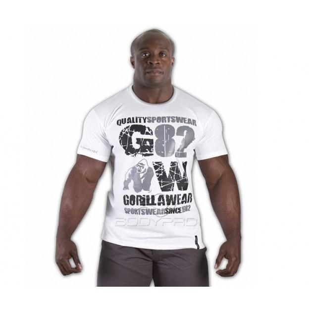 Gorilla Wear Футболка 82 Tee-White