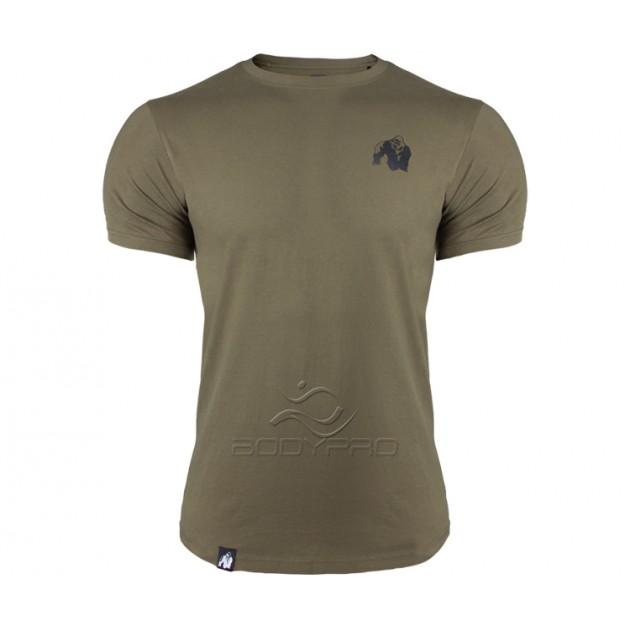 Gorilla Wear Футболка Bodega T-shirt Army Green