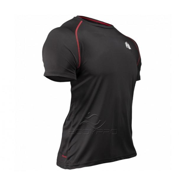Gorilla Wear Футболка Performance t-shirt Black/red