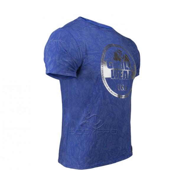 Gorilla Wear Футболка Rocklin T-shirt Royal Blue
