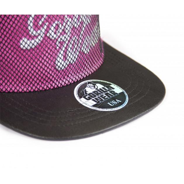 Gorillawear Mesh Cap Pink