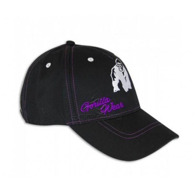 GWE Lady Logo Cap Black/Purple