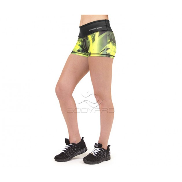Gorilla Wear Шорты Reno Hotpants Yellow