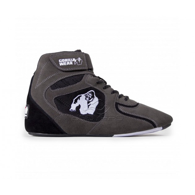 Gorilla Wear Обувь Chicago High Tops - Gray/Black