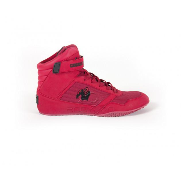 Gorilla Wear Обувь Gorilla Wear High Tops Red