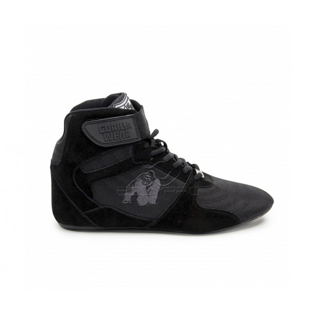 Gorilla Wear Обувь Perry High Tops Pro Black/Black