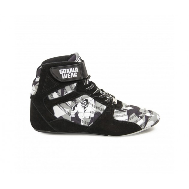 Gorilla Wear Обувь Perry High Tops Pro Black/Gray Camo