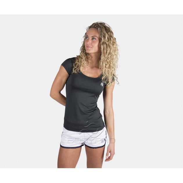 GorillaWear Футболка Cheyenne T-shirt Black