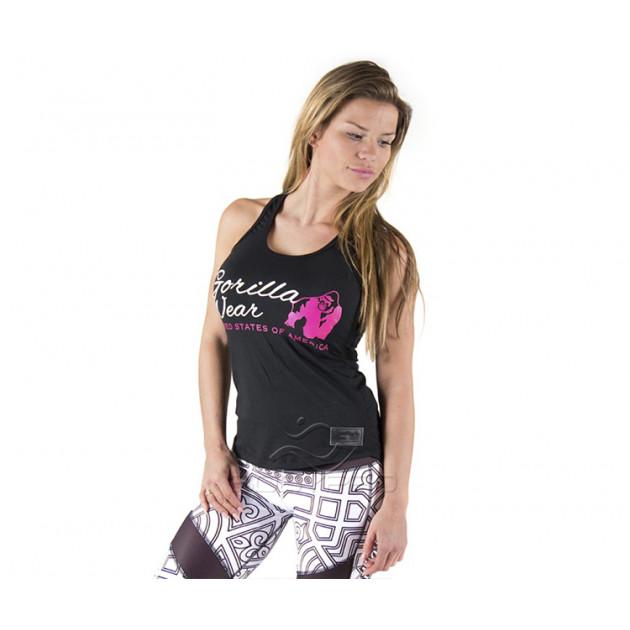 Gorilla Wear Майка Women's Classic Tank Top Black