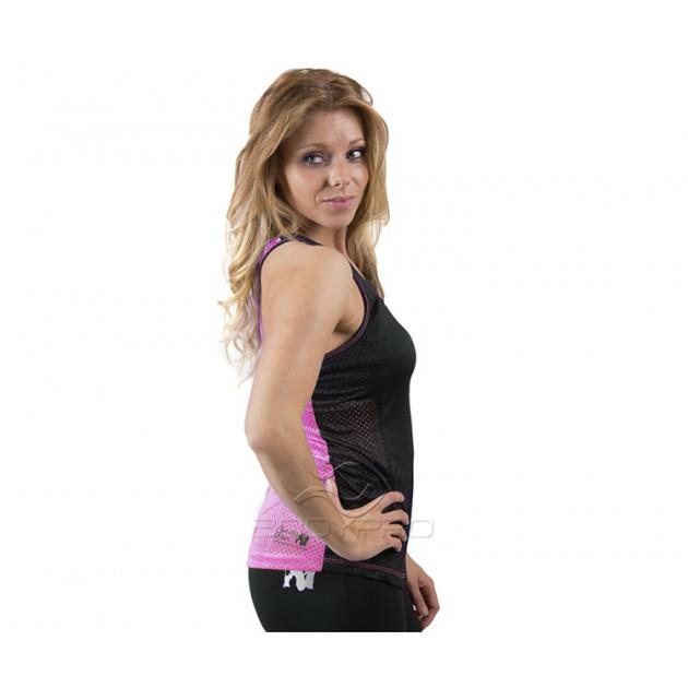 Gorilla Wear Майка Marianna Tank Top Black/ Pink