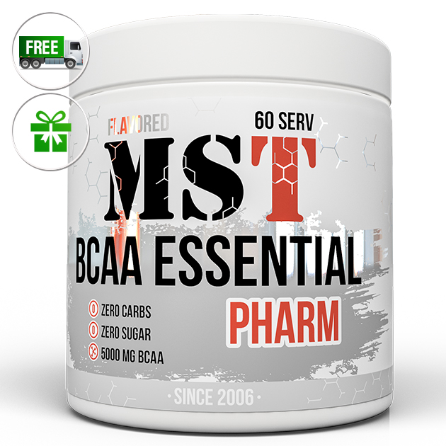 Аминокислоты MST Nutrition BCAA Essential Pharm 420 г Арбуз
