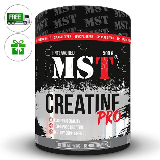 Креатин MST Nutrition Creatine Pro 500 г