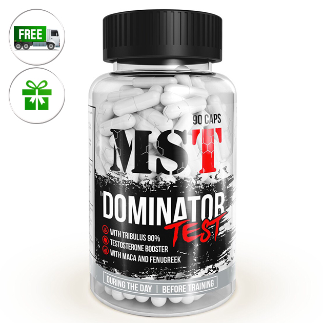 Тестобустер MST Nutrition Dominator Test 90 капс