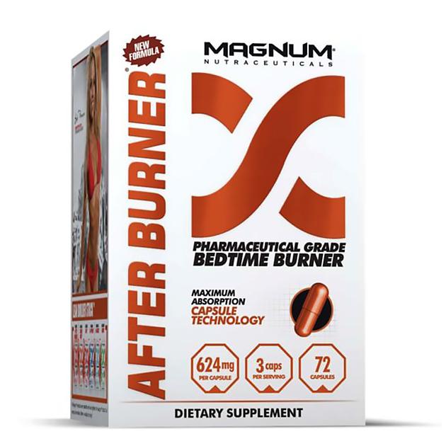 Ночной жиросжигатель Magnum Nutraceuticals After Burner 72 капс