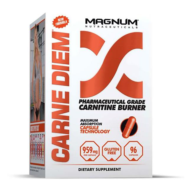 Жиросжигатель Л-карнитин Magnum Nutraceuticals Carne Diem 96 капс
