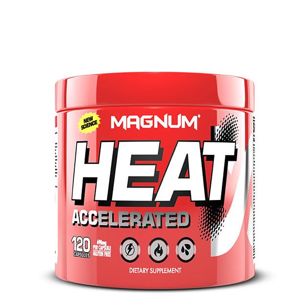 Термогенный жиросжигатель Magnum Nutraceuticals Heat Accelerated 120 капс