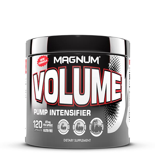 Энергетический предтринировочный комплекс Magnum Nutraceuticals Volume 120 капс