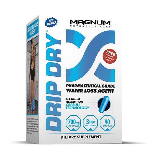Натуральный спортивный диуретик Magnum Nutraceuticals Drip Dry 90 капс