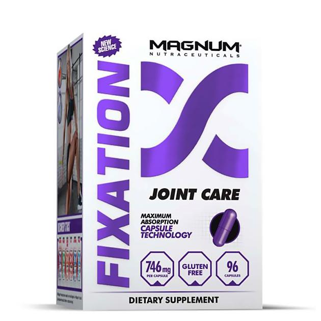 Комплекс для восстановления суставов и связок Magnum Nutraceuticals Fixation 96 капс
