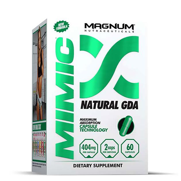 Блокатор жировых отложений Magnum Nutraceuticals Mimic 60 капс
