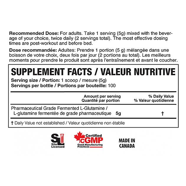 Аминокислота Глютамин Magnum Nutraceuticals G 500 г