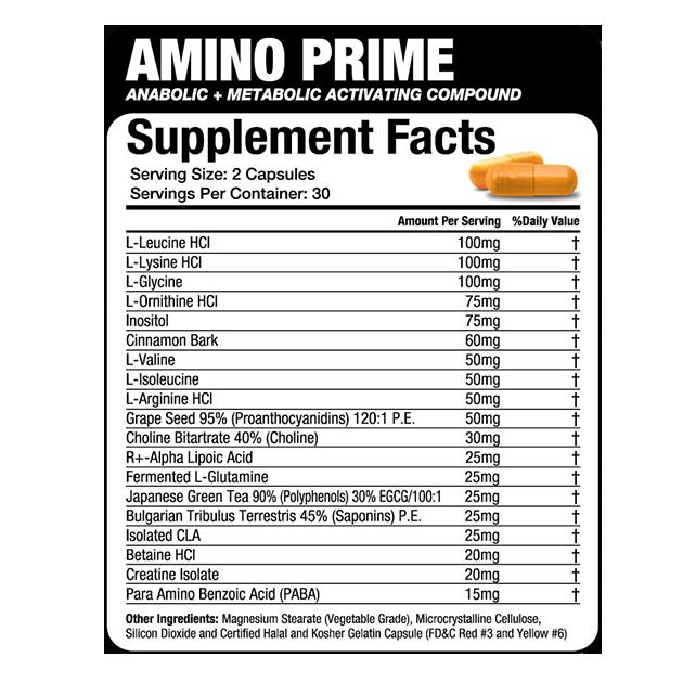 Витаминно-минеральный комплекс Magnum Nutraceuticals Primer Performance 30 пак