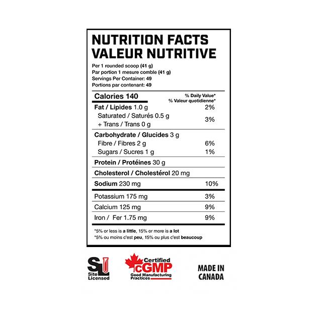 Изолят протеина Magnum Nutraceuticals Quattro 1820 г Соленая карамель