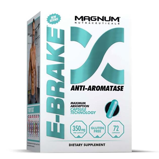 Стимулятор тестостерона и мышц Magnum Nutraceuticals E-Brake 72 капс
