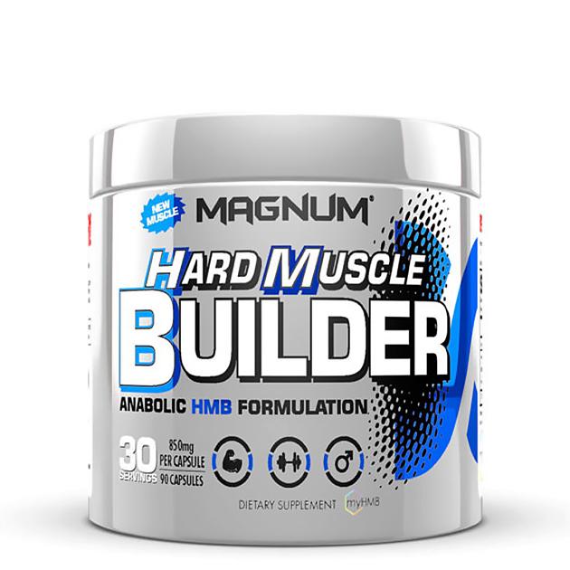 Стимулятор тестостерона и мышц Magnum Nutraceuticals Hard Muscle Builder 90 капс