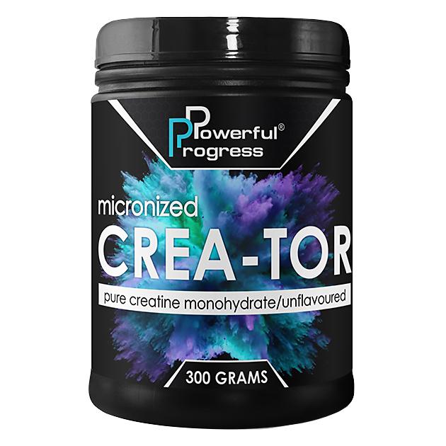 Креатин  Powerful Progress Crea-Tor 300 грамм
