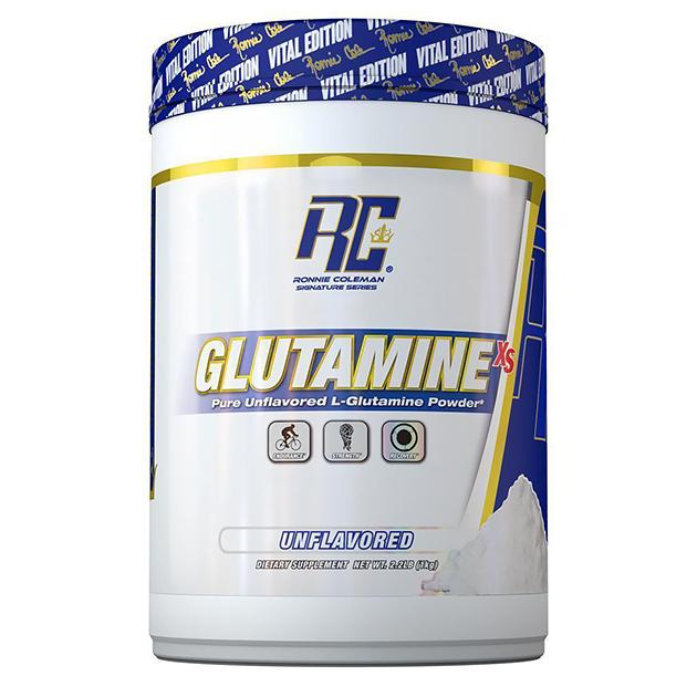 Аминокислота Глютамин Ronnie Coleman Glutamine - XS Натуральный 1000 г