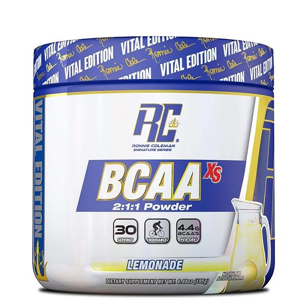 Аминокислоты Ronnie Coleman BCAA XS Лимонад 195 г