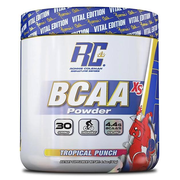 Аминокислоты Ronnie Coleman BCAA XS Тропический пунш 183 г