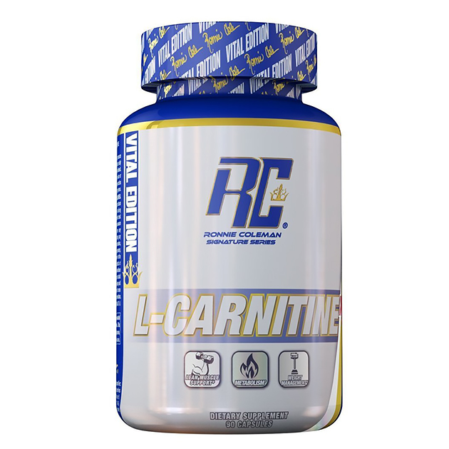 Жиросжигатель Ronnie Coleman L-Carnitine XS 60 капс